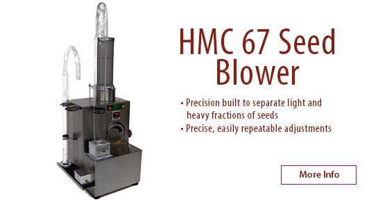 HMC 67 Seed Blower