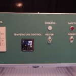 SG5 Counter Top Controlled Environment Chamber Controls